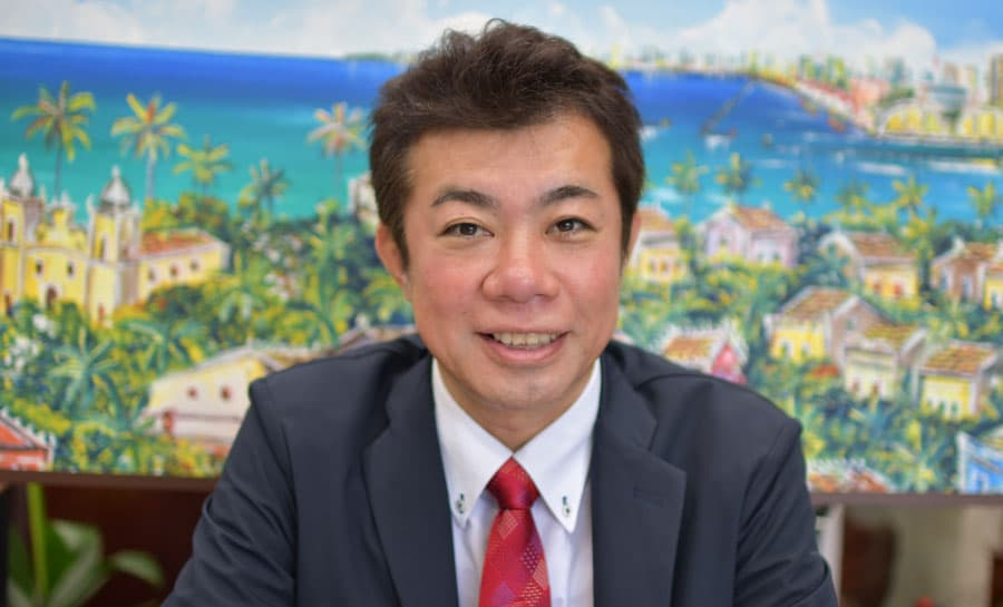 代表取締役社長 岩田 有記憲