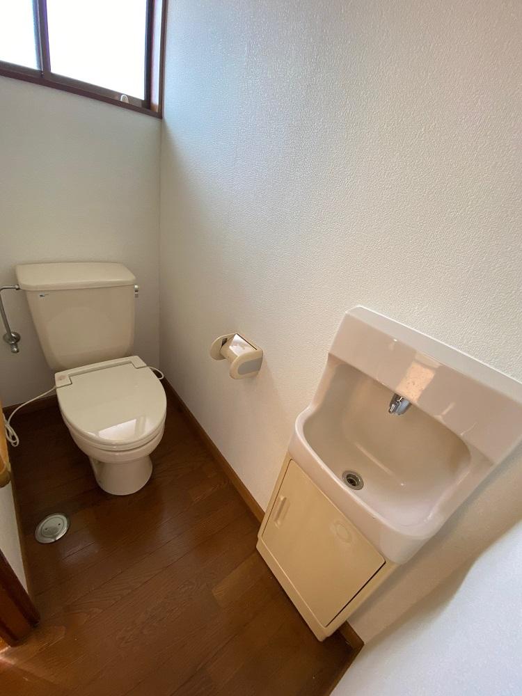 平家 トイレ