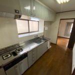 2階建て キッチン