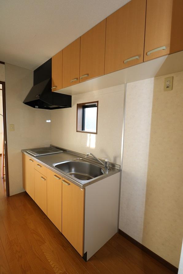 キッチン&吊戸棚