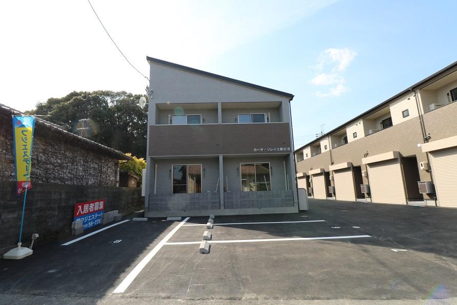 カーサ・ソレイユ黒川 B103