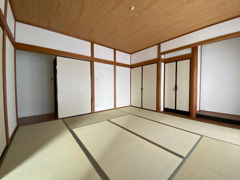 8帖の和室
