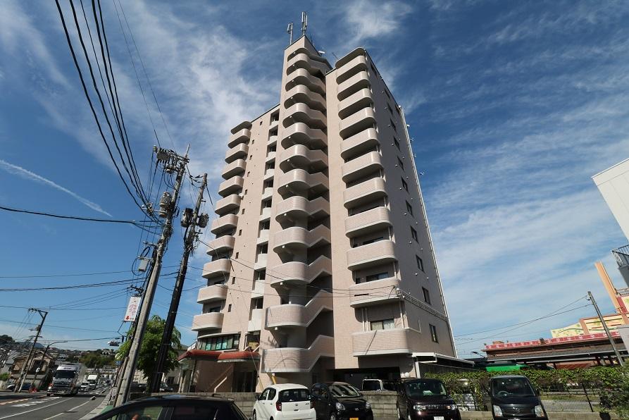 カルム宮島口203 2階テナント《事務所・店舗》