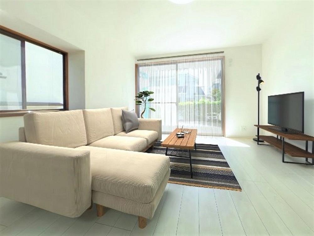 リビング*家具はイメージです!