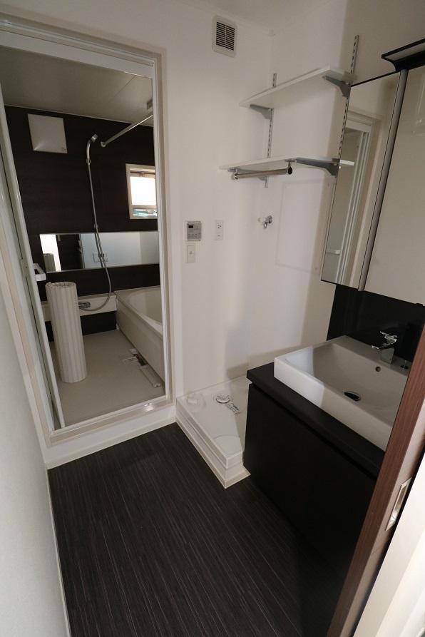 洗面所&浴室