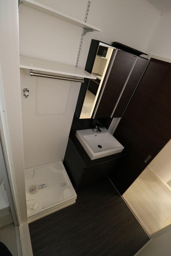 洗面所&洗濯機置場