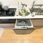 食洗機もついています!