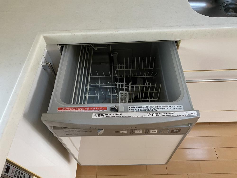 食洗機付いています!