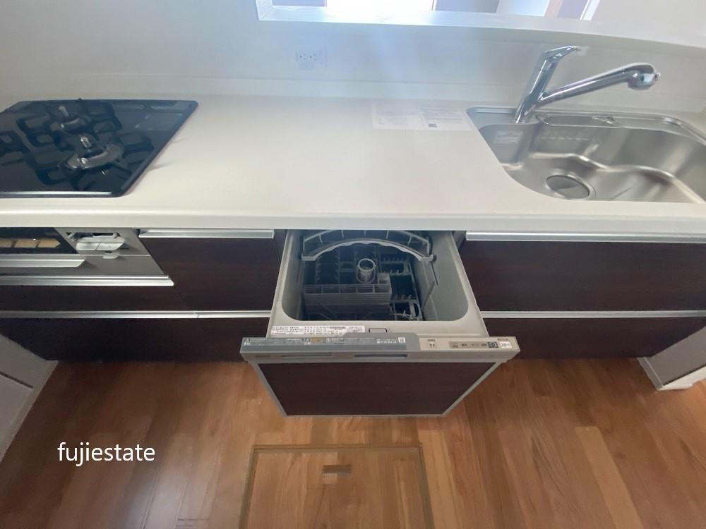 食洗機があります!