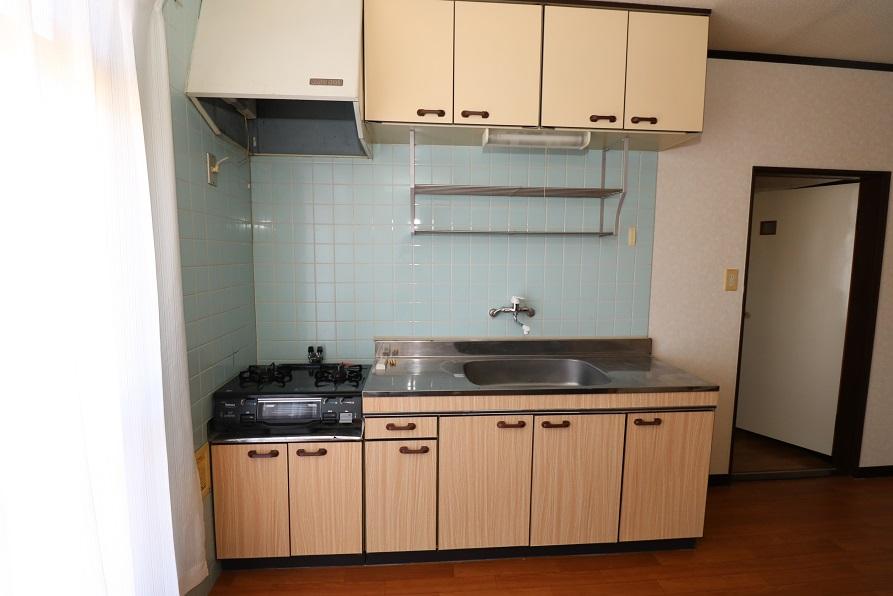 イモセハイツB棟203 キッチン