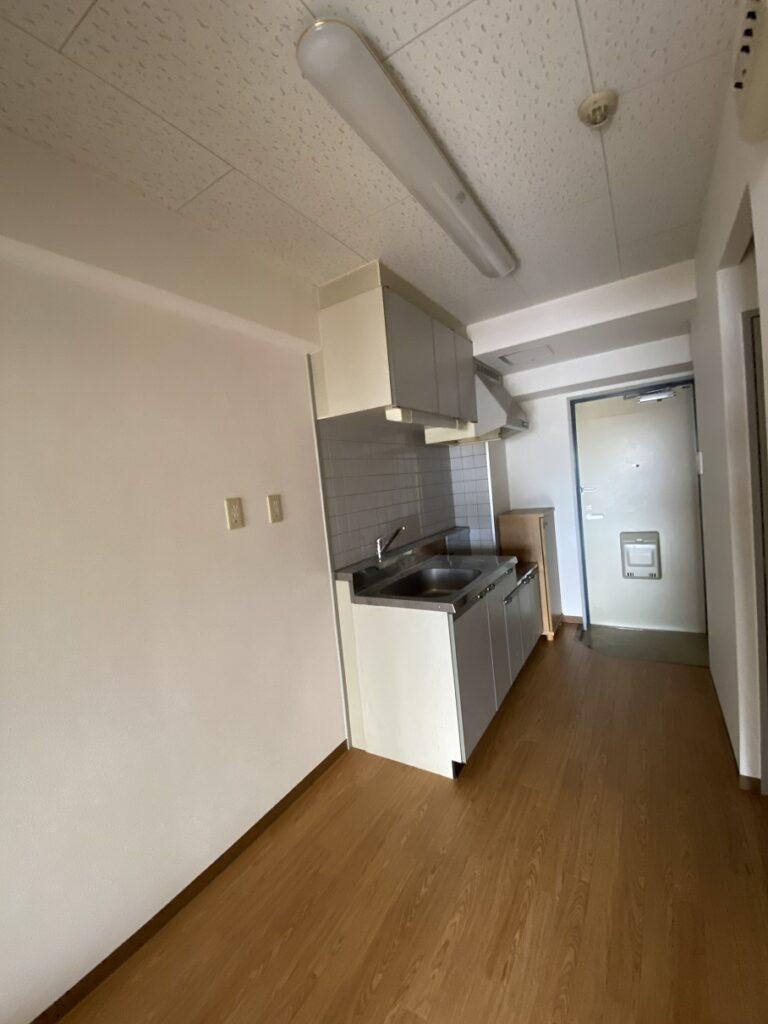 キッチン&玄関